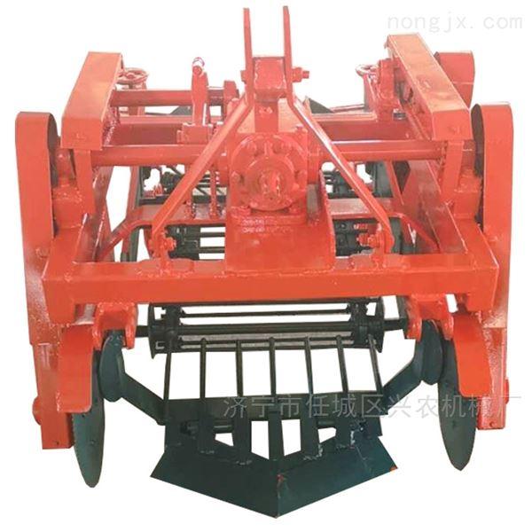 土豆烤烟起垄地膜覆膜机