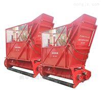 四轮带秸秆粉碎回收机玉米秸秆青贮机厂家