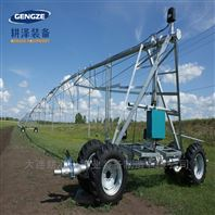 大型平移式噴灌機全自動澆地水肥一體化