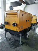 城市道路8寸柴油机排污泵车