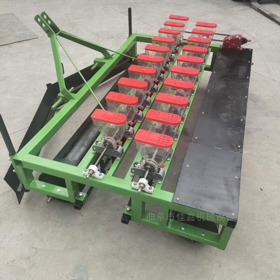 牧草苜蓿精播机 自走式油菜施肥播种机