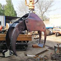 改装定制各种尺寸抓木机 厂家直销