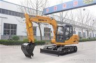 HT90全液壓履帶式挖掘機