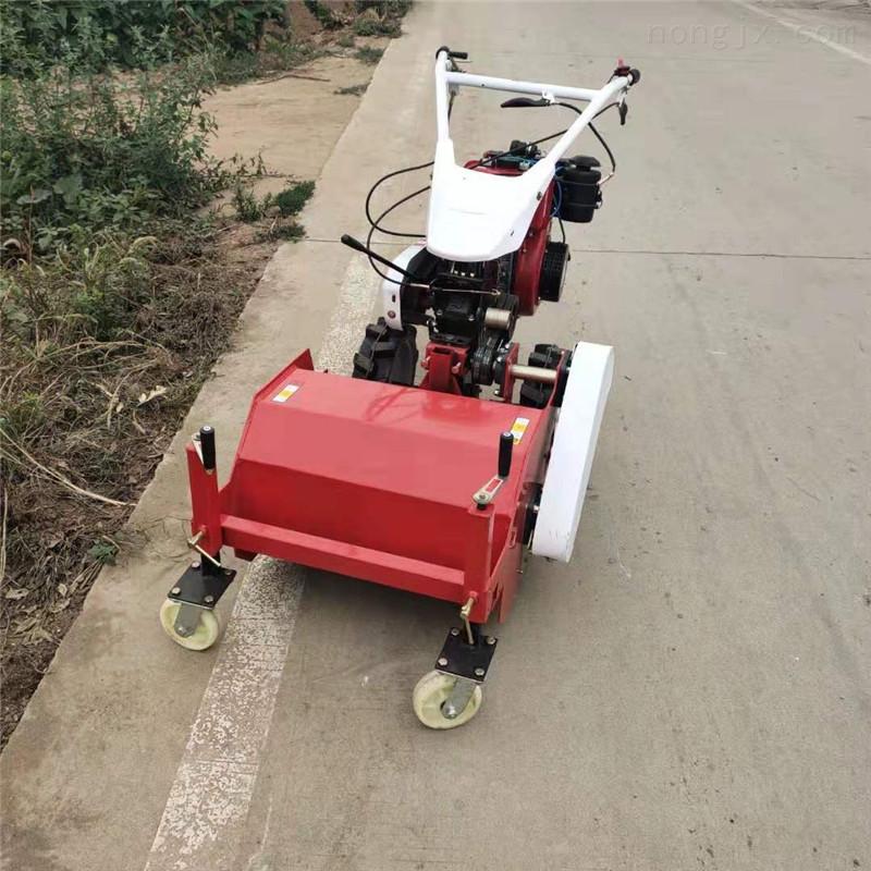汽油机除草机 园林杂草碎草机