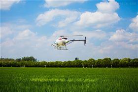 无人喷洒智能农业装备无人直升机