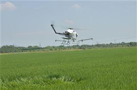 油动植保无人机飞防作业