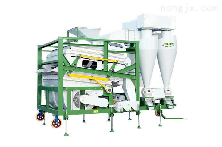 5XFZ-40Z-供应小麦清选机,清理筛,大产量小麦去霉变精选机