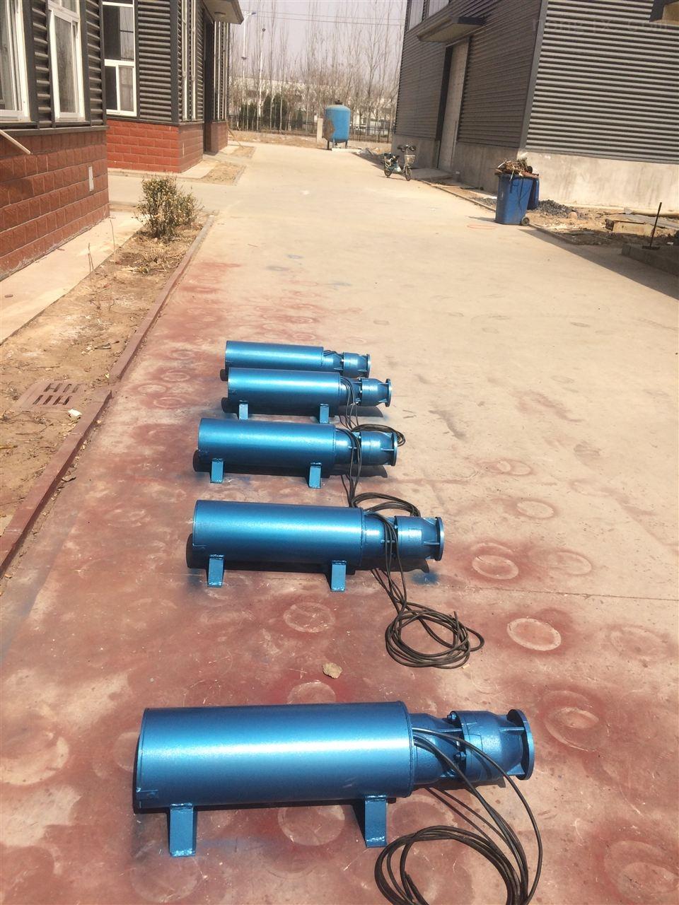 大流量卧式潜水泵厂家天津雨辰泵业
