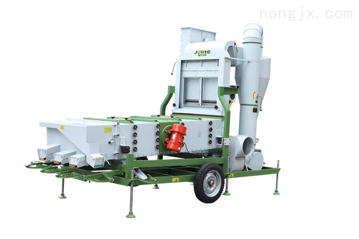 5XFS系列聚力特玉米清选机 玉米筛选机 水稻筛选设备