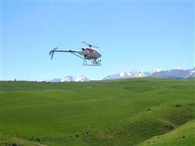 单旋翼喷洒农用植保无人机 农用无人机