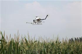 水稻农用喷药无人直升机