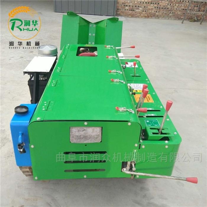 RF-LD-7-履带式果园管理机 果树种植开沟施肥一体机