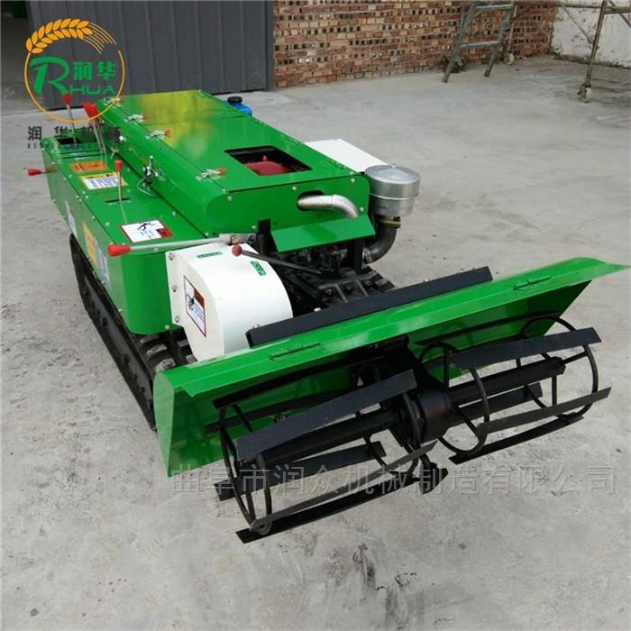 柴油水循环的开沟施肥机 履带式旋耕机报价