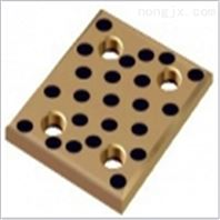 耐磨损轴承高力黄铜自润滑滑块