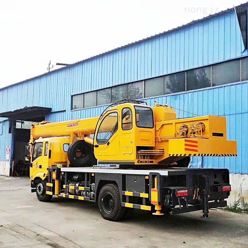 凯马10吨吊车价格 10吨汽车起重机报价