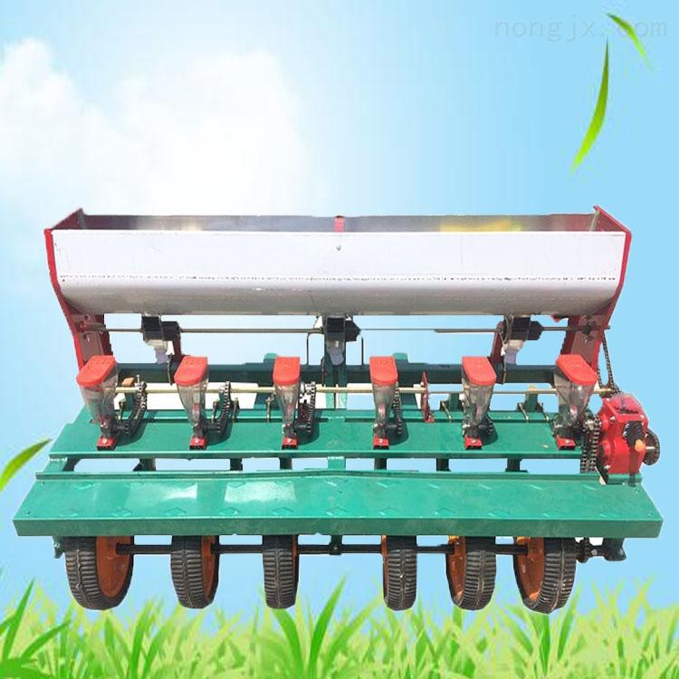 小麦旋耕施肥播种机 白菜菠菜点播机