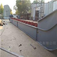 砖厂用铁板式运送机  雕像用链板传递机Lj1
