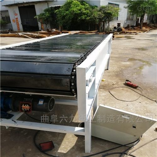 承重高链板式运输机 金属板链式输送机Lj1