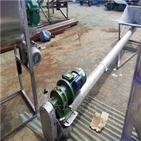圆筒型绞龙提料机 不锈钢绞龙上料机Lj1
