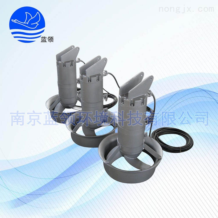 QJB3/8-400/3-740-潜水搅拌机使用说明