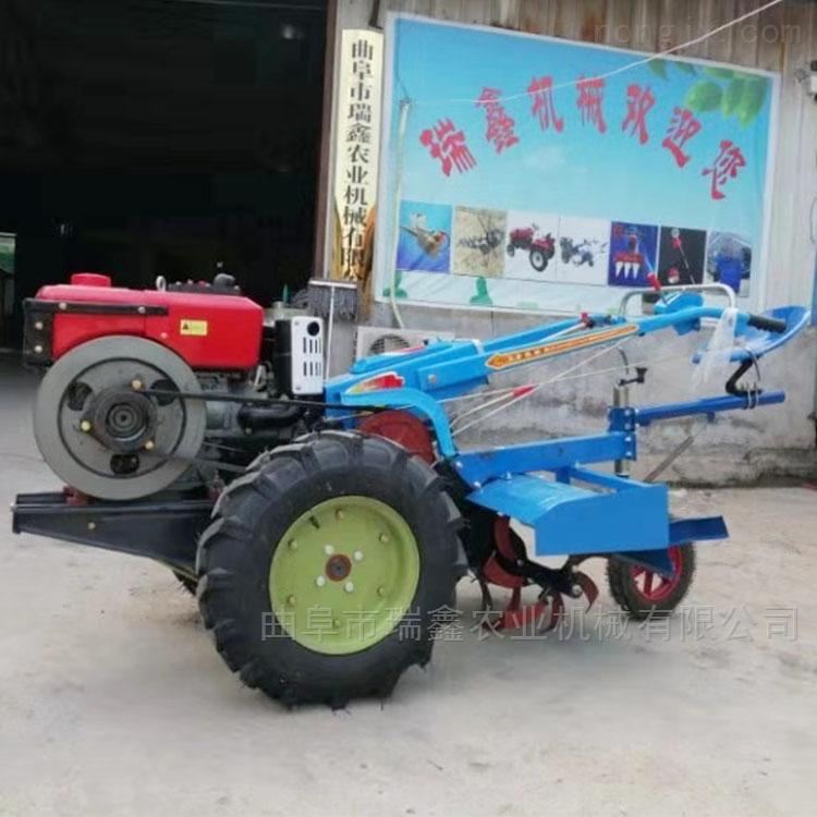 12马力手扶拖拉机耕地机