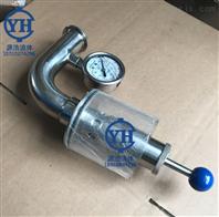 自动排气阀 发酵罐排气安全阀 不锈钢呼吸阀