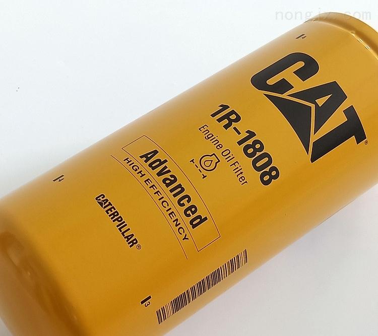 销售替代卡特机油滤芯1R-1808 卡特挖掘机专用滤芯