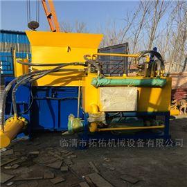 ZYD-100车载式玉米秸秆压块机 大型全自动青储机