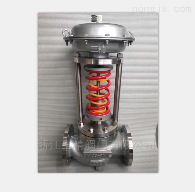 不锈钢氮气稳压调节阀