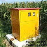 山东农业生产智能灌溉钢制井房