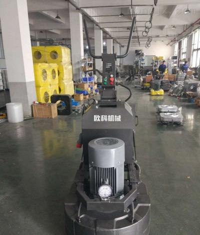 800型水泥糙地打磨研磨机