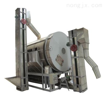 茶叶曲毫炒干机全自动茶叶加工设备