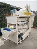 麦子比重精选设备-各种粮食振动筛粮机