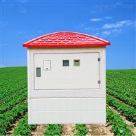 粮田灌溉玻璃钢井房,型号齐全,支持定制