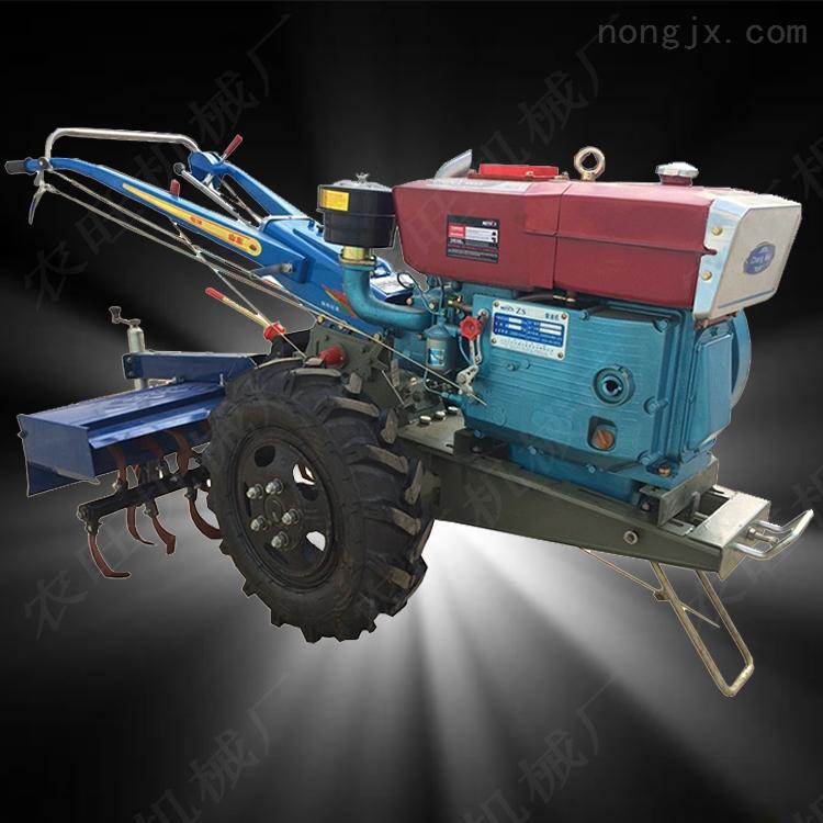 多功能農用拖拉機耕地機 小型果園施肥開溝機
