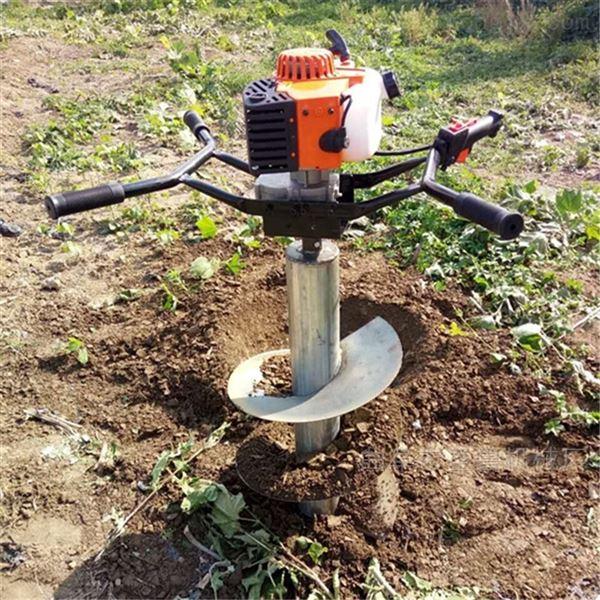 林业植树挖坑机40直径打坑机