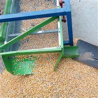 农用小型高粱双层直线振动筛选机