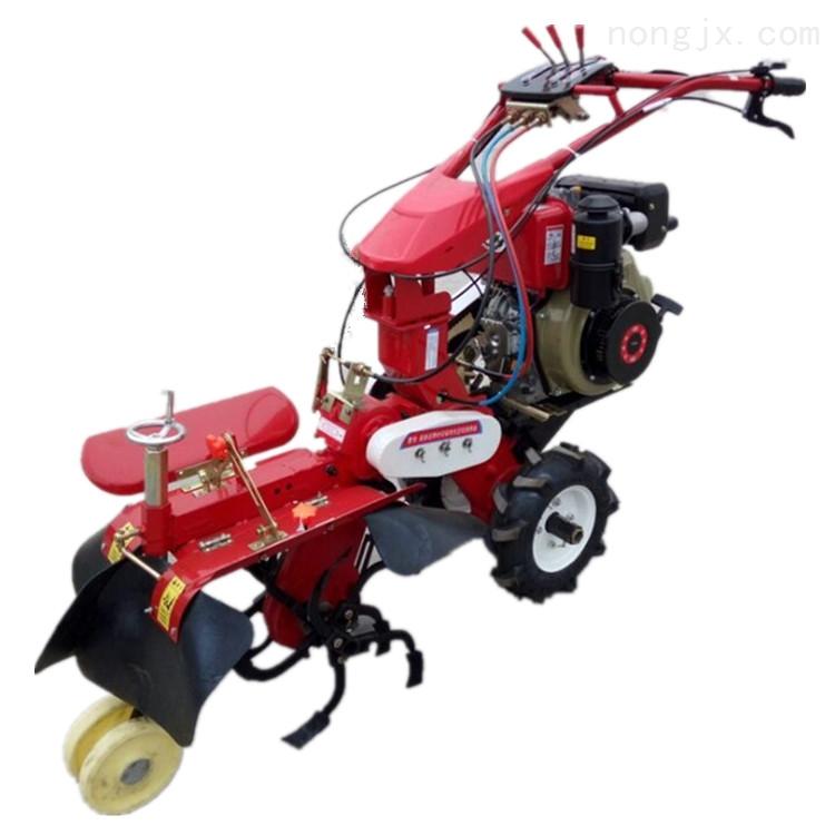 源頭廠家供應雙齒輪旋耕除草開溝機