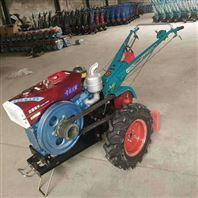 15馬力小手扶車帶旋耕機 水旱地兩用耕田機