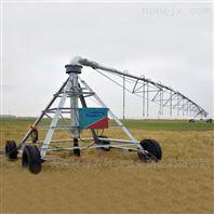 四轮牵引式喷灌机