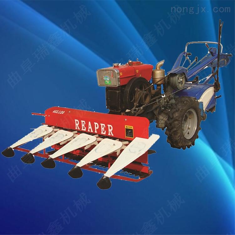 多功能牧草玉米收割機