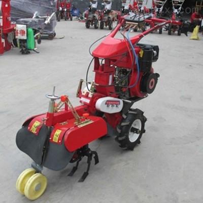 LH-XGJ-汽油施肥除草旋耕机 自走式开沟培土机