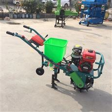 SL BZJ7.5马力汽油单垄玉米施肥机
