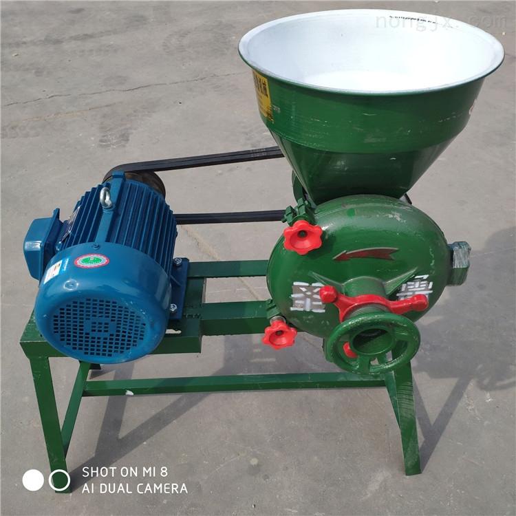 FQJX-125-粮食谷物磨浆磨糊机 电动磨面磨粉磨浆机