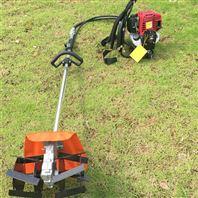 背负式茶园锄地机 小型松土除草机