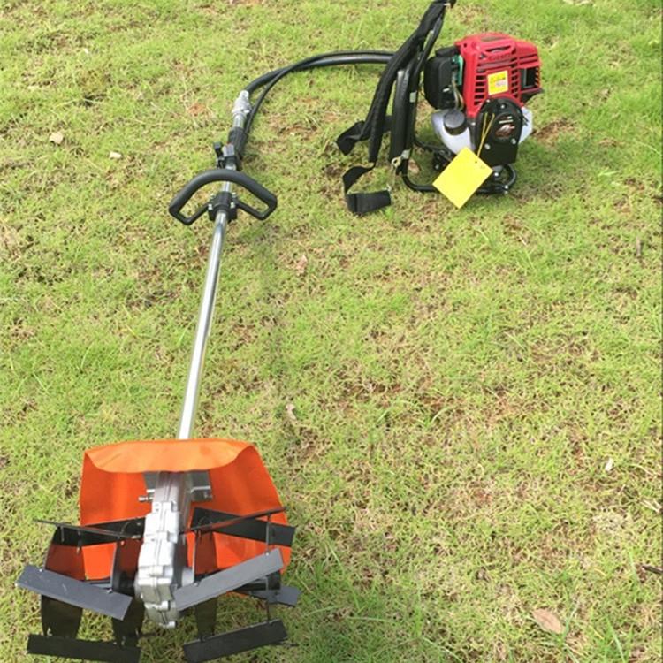 四冲程背负式割灌机 打草机除草机