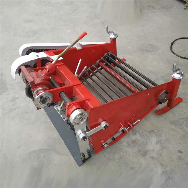 新型地瓜收获机 牵引式土豆红薯收割机