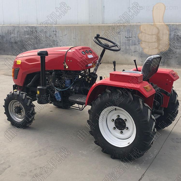 农用小四轮拖拉机