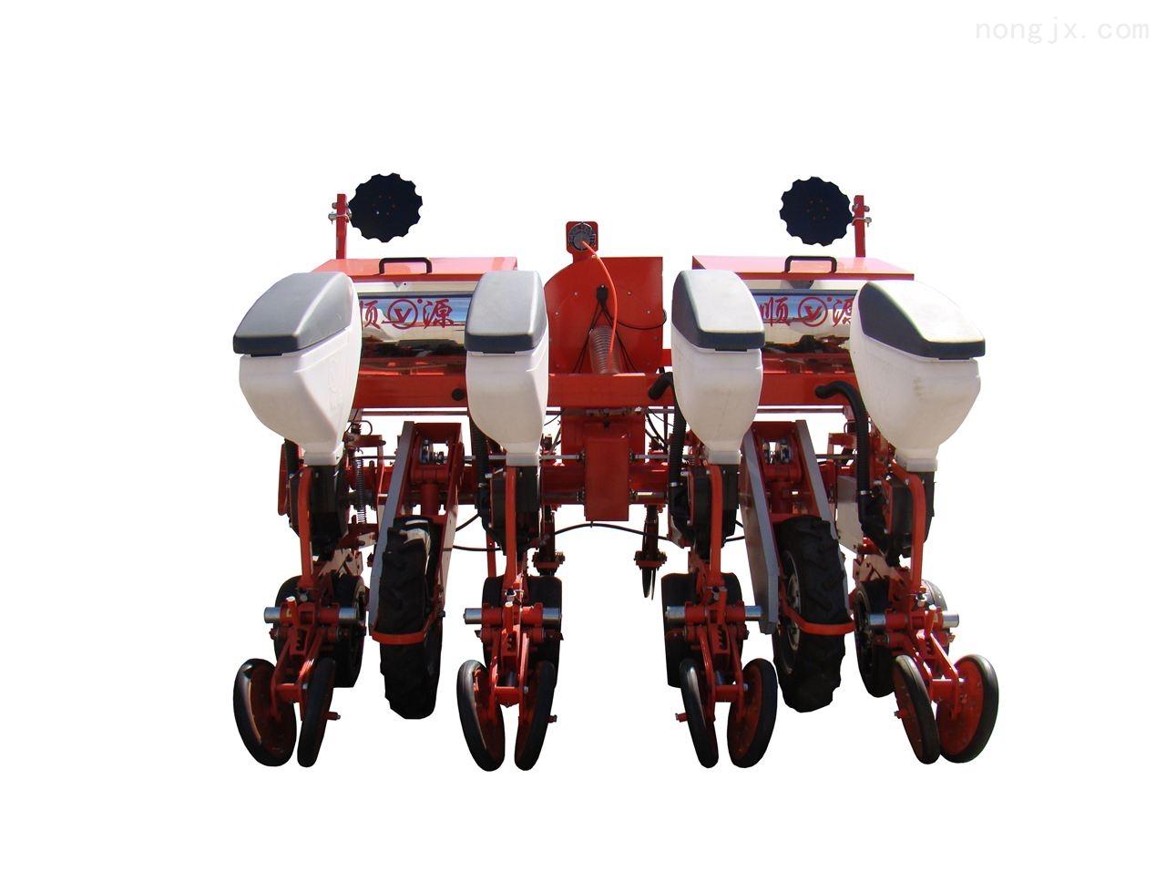 2BMQ-4免耕气吸式播种机