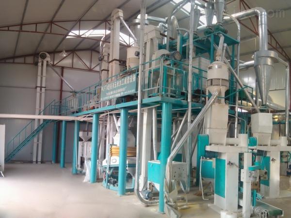 20吨级玉米深加工设备